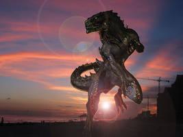 Godzilla by Hayami05