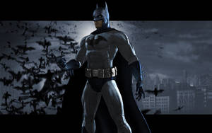 THE BATMAN by Shikamaru-no-kage