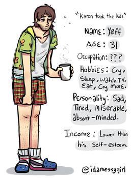 My name is Yeff