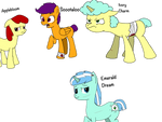 The Mares of BLITZ