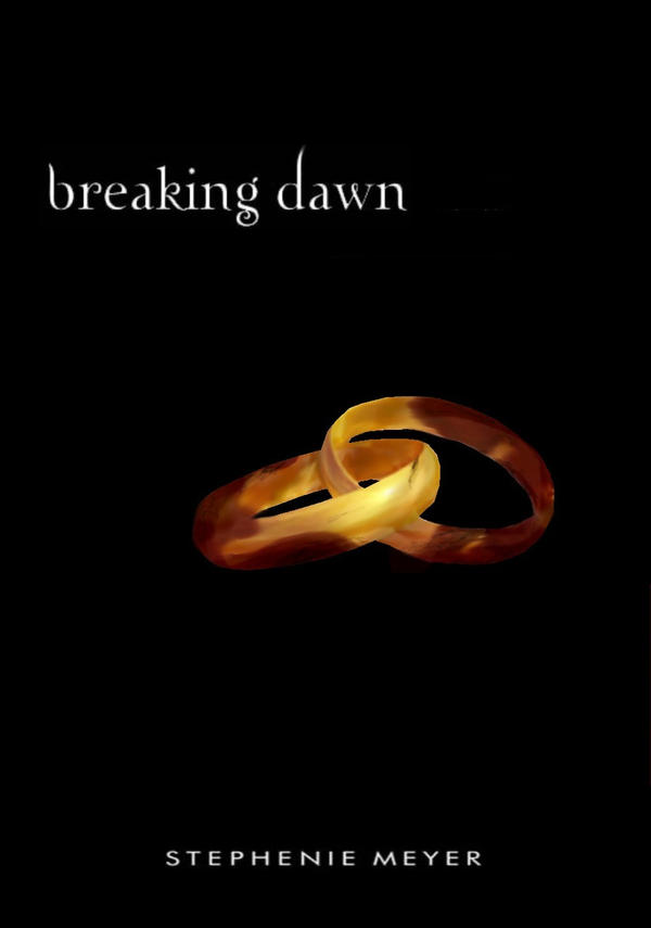 Breaking Dawn Book Cover Drawing ~ Breaking dawn cover by xxraexx on deviantart
