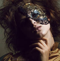 Phantom of Thoughts by DinaDayMakeup