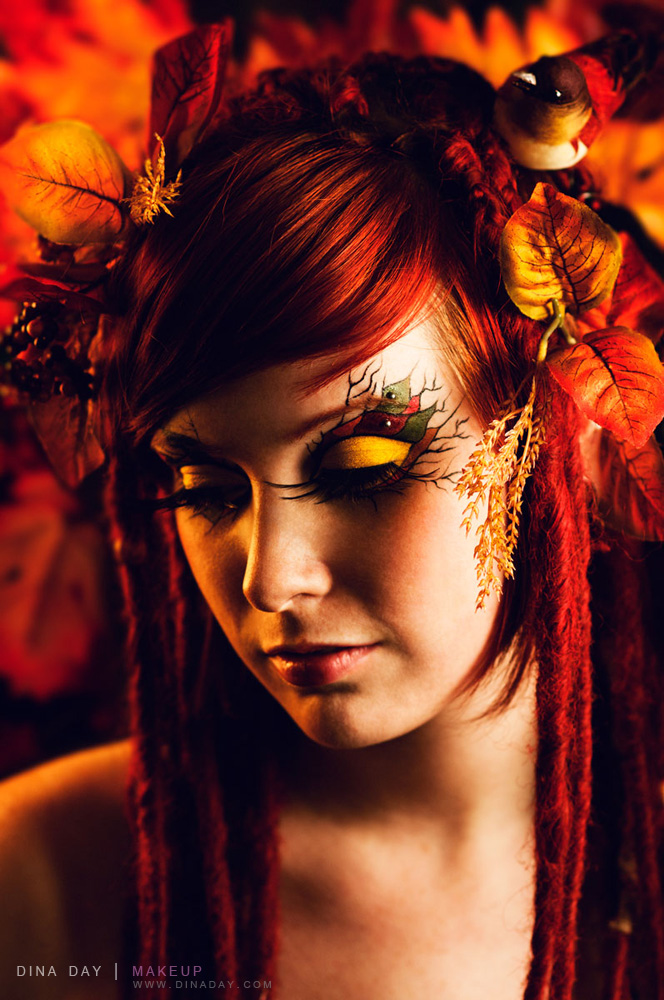 Last Wishes by DinaDayMakeup