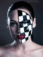 Lady Double Dealer by DinaDayMakeup