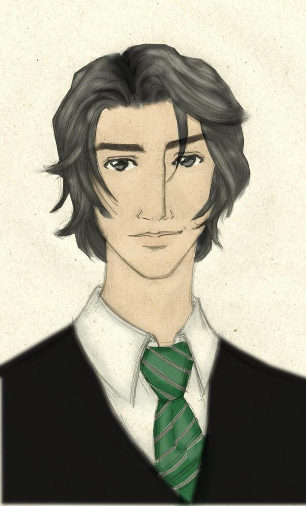 Soren Snape by JosieCarioca