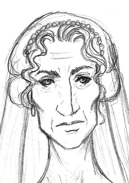 Miss Havisham by JosieCarioca on DeviantArt