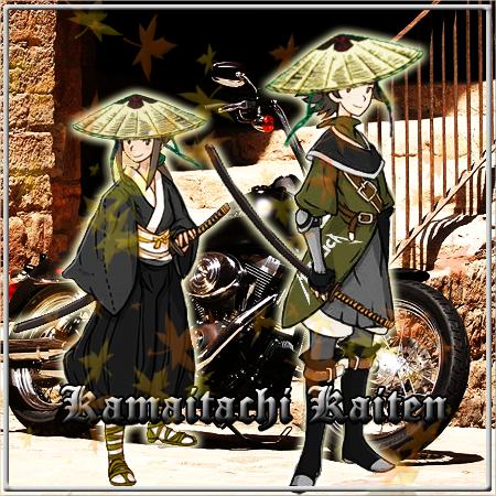El ansia creativa del Metalero Kaiten Kamaitachi_Kaiten_by_Linkain