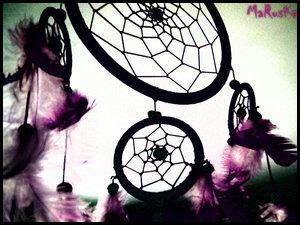 Dreamcatcher by petit-skaperon-r0uge