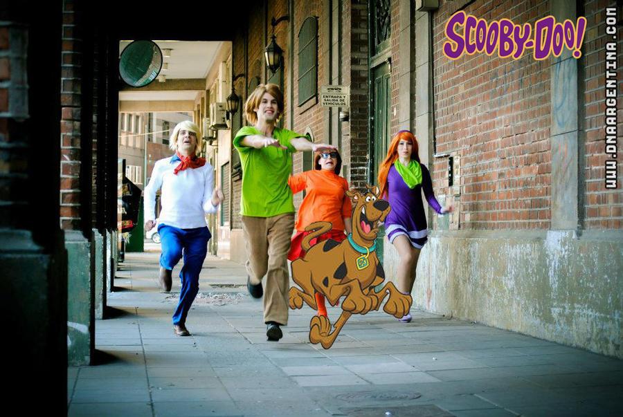 Scooby Doo by drkitsune