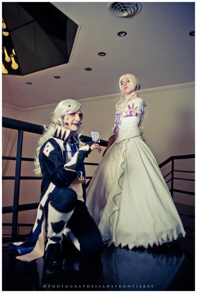 Final Fantasy by drkitsune