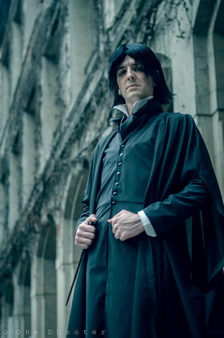 Severus Snape 05 by drkitsune