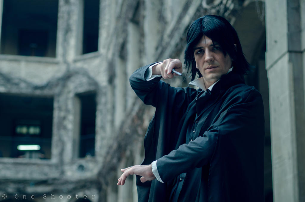 Severus Snape 06 by drkitsune