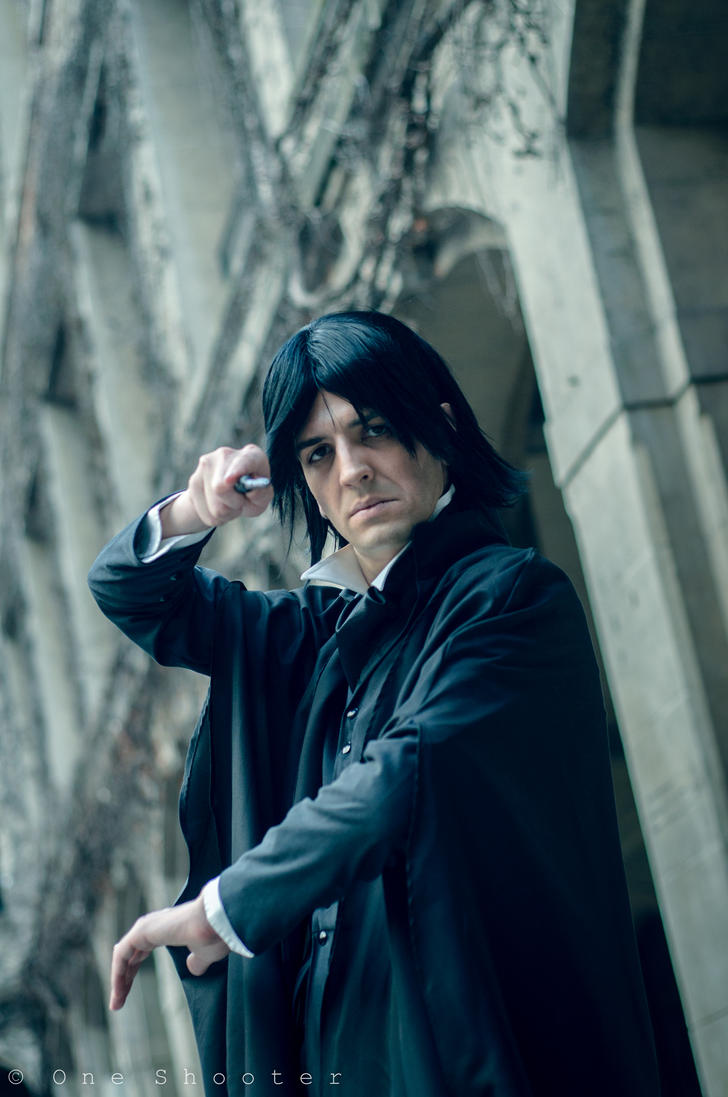 Severus Snape 07 by drkitsune