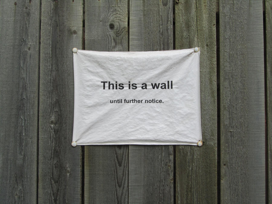 this is a wall