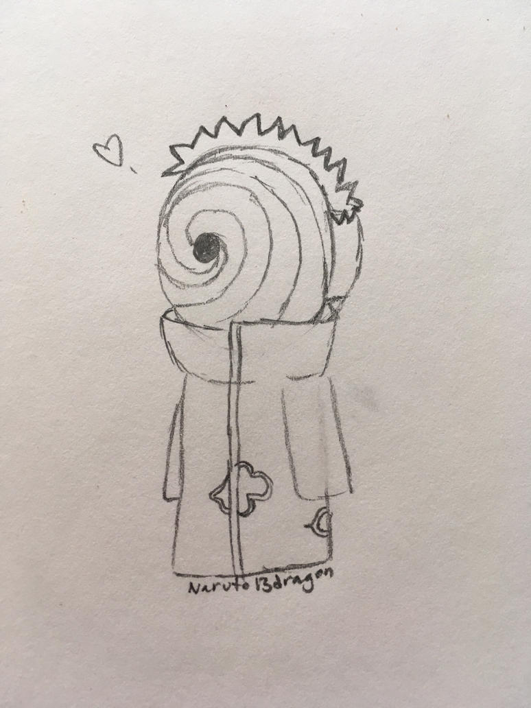Tobi is a good boy!  by Naruto13dragon