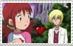Stamps: Kiriha x Akari 1 by Shichiro-chan
