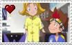 Stamps: Tagiru x Yuu by Shichiro-chan