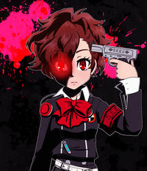 P3P: I'm not a Princess by Shichiro-chan