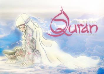 Reading Quran by finieramos