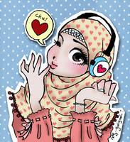 Hijabi Gwiyomi by finieramos