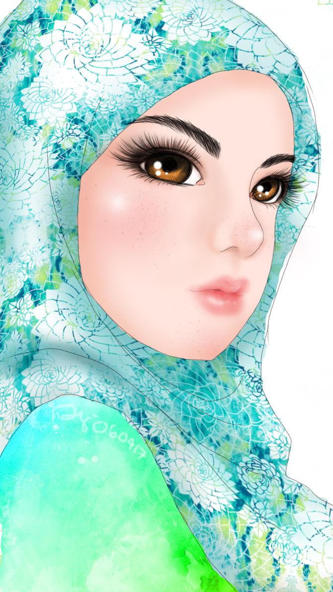 Blue Watercolor by finieramos