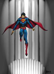 Man of Steel by FAH3
