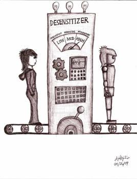 Desensitizer | Drawn 4/26/07