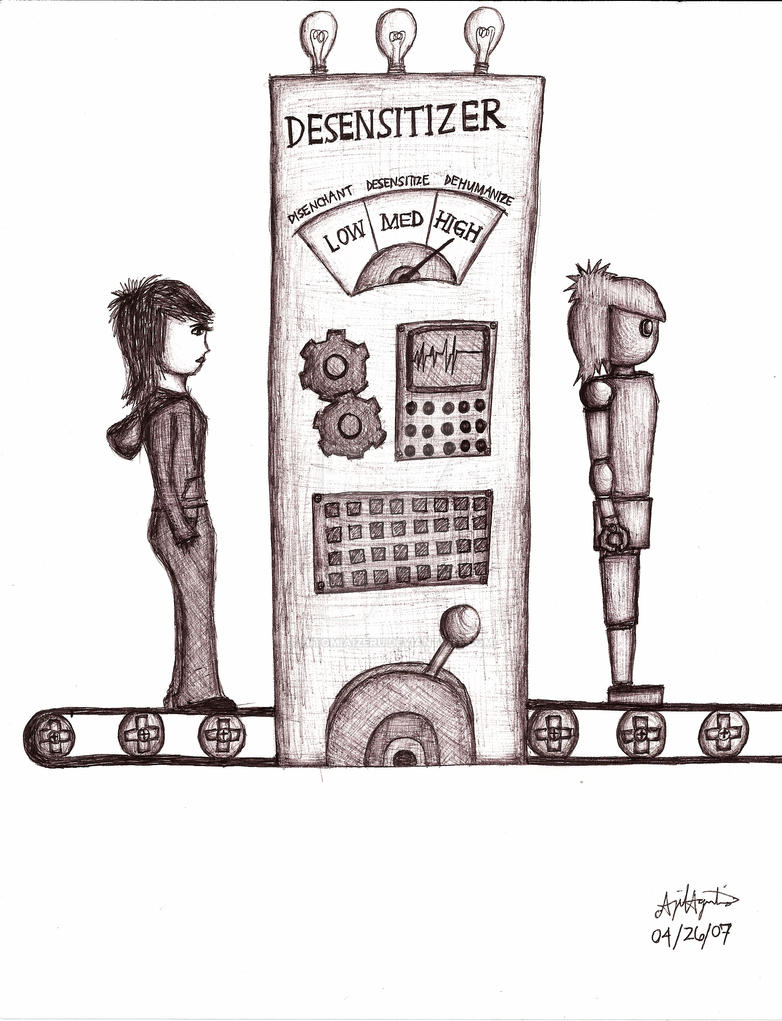 Desensitizer | Drawn 4/26/07 by HitomiAizeru