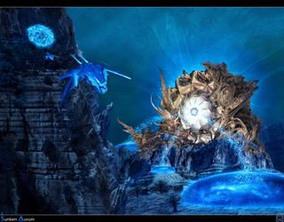 Sunken Aurum by lVlorf3us