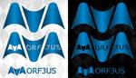 lVlorf3us Logo concept