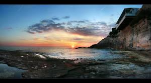 Panoramatic Sunset