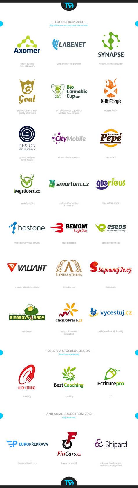 Logofolio 2012/2013