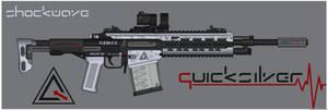 Quicksilver Industries: 'Snow Leopard' BR