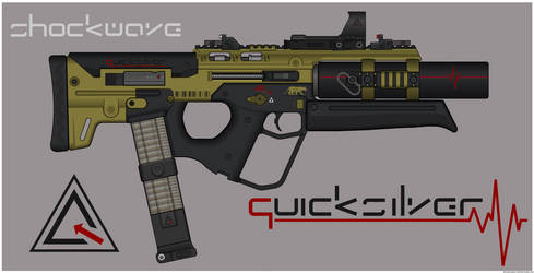 Quicksilver Industries: 'Margay' PDW