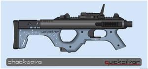 Quicksilver Industries: 'Thylacine' Shotgun