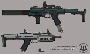 'Nighthawk' Personal Defense Weapon