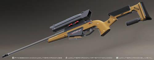 Sidewinder 3D Model by Shockwave9001