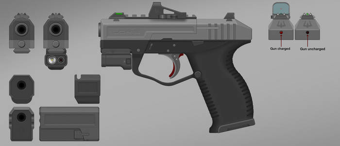 Loris Tactical Pistol
