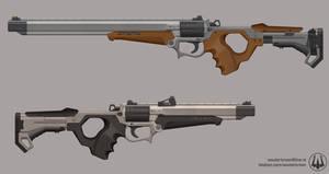 Gila - Revolver Carbine