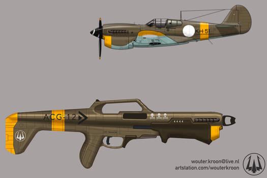 Warhawk Shotgun