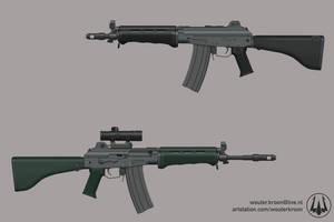 Sakushi Military Industries Type 76