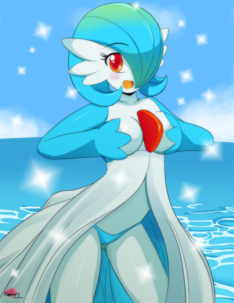 Are Sexy big boob nude hot pokemon gardevoir the expert