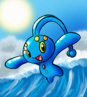 Manaphy by pkmn-trainer
