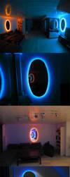 Portal Mirrors by TheKiromancer
