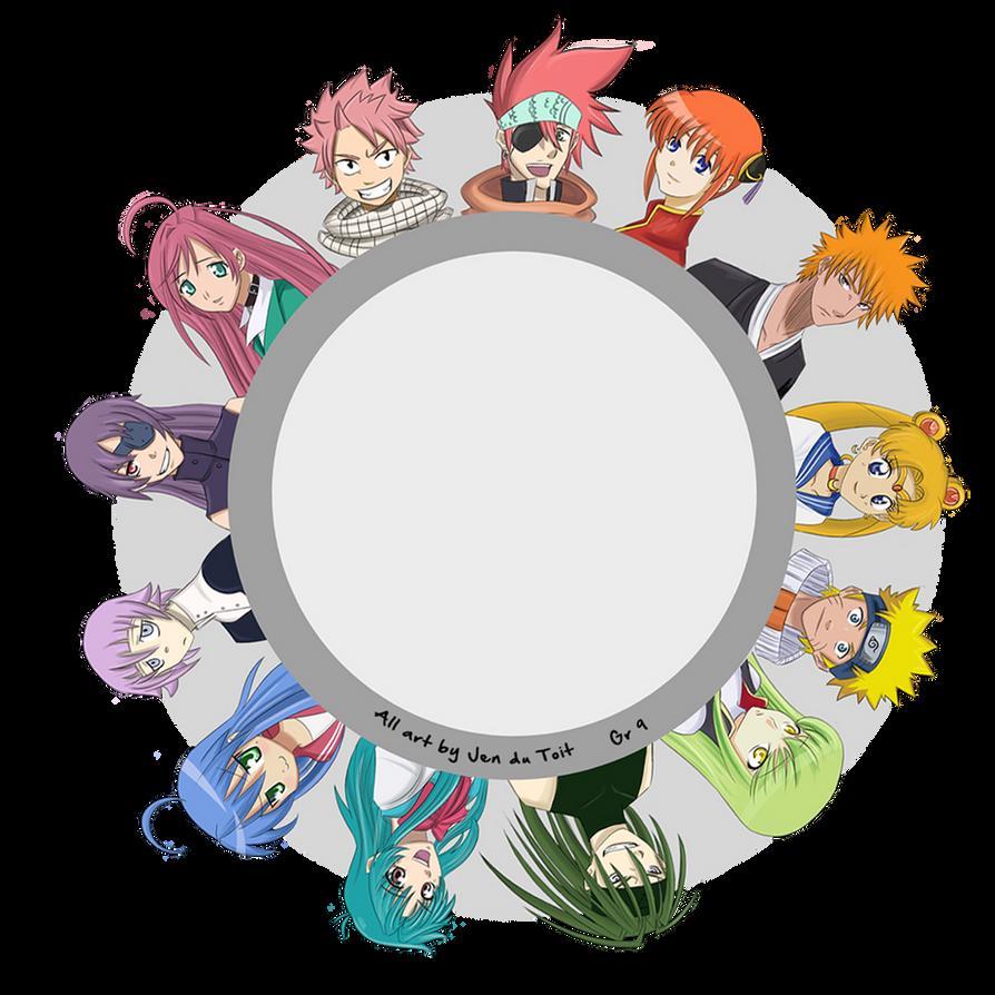 Anime Color Wheel By Ketsuzoku On DeviantArt