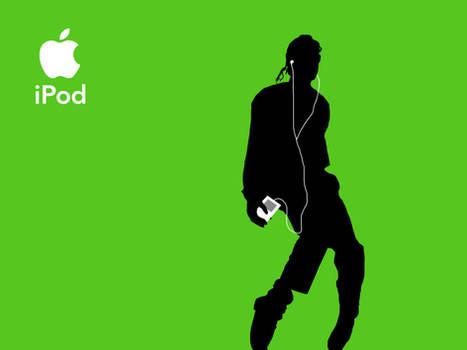 Celebrity iPods - M. Jackson