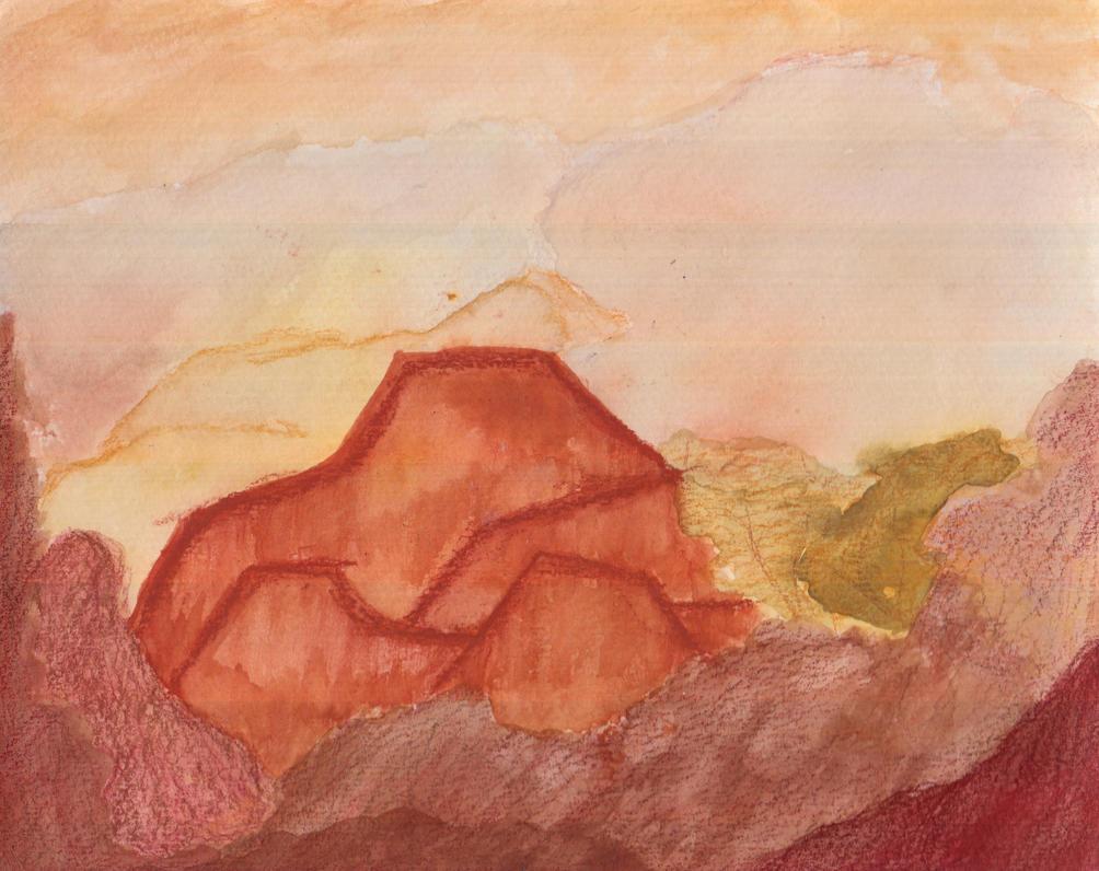 Fire hill by arlbee