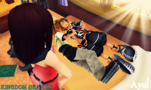wake up boy :( by Ayu103