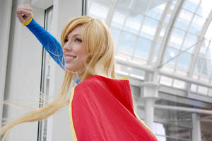 Supergirl 2 by NemoValkyrja