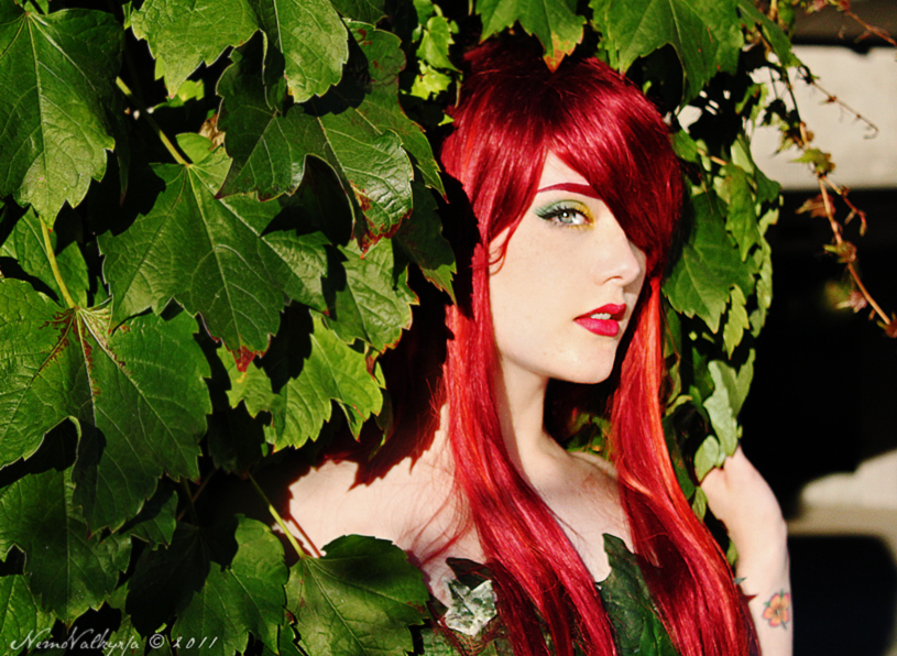 Poison Ivy by NemoValkyrja